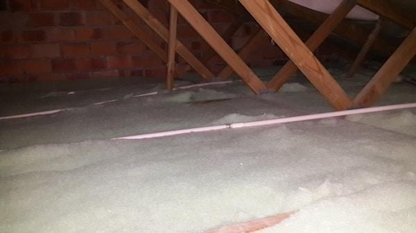 Isotherm Ceiling Insulation