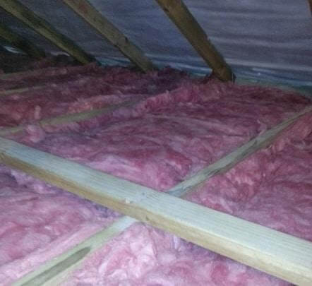 Think Pink Aerolite Roof Insulation