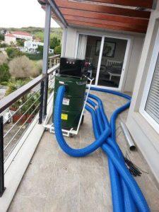 roof vacuum eco insulation