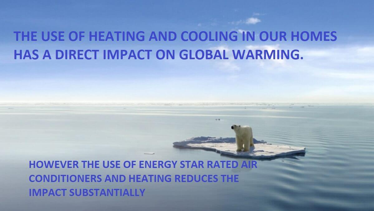 Harmful affects of air-conditioners