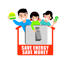 energy saving in the home
