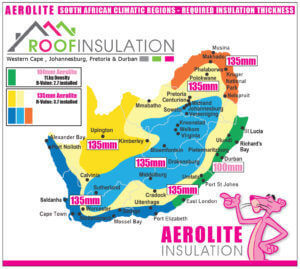 aerolite insulation price list