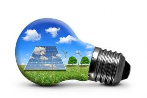 Alternative energy sources living of the grid