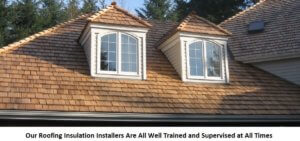 Roofing Insulation Installers