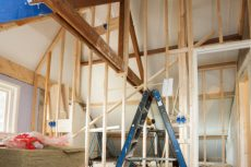 attic insulation product