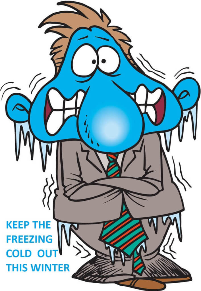 Fix Your Freezing Cold Home This Winter