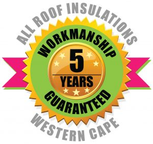 roof insulation installers workmanship Guaranteed