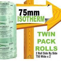 75mm Isotherm Price Twin Packs