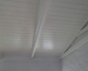 Isoboard Ceilings Exposed Beams