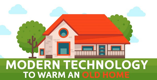 saving energy with insulated homes