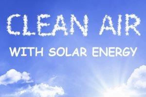 Clean renewable energy one of solar energy best advantages