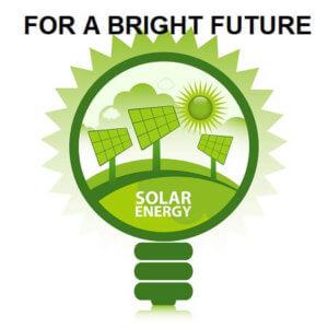 Eco-friendly solar energy