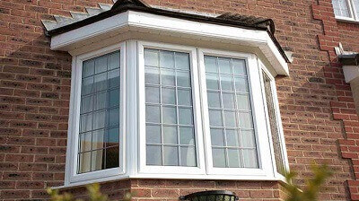PVC double glazed windows