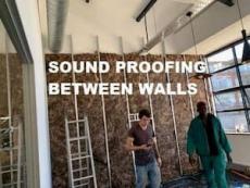 Sound Proofing Between Walls