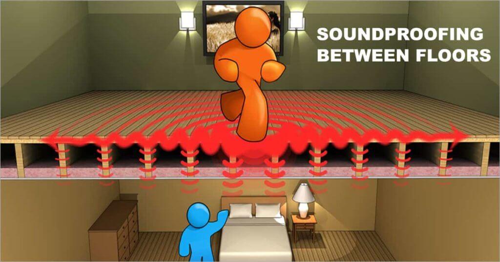 Soundproofing between Floors