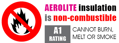 aerolite is non combustible