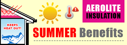 aerolite summer benefits