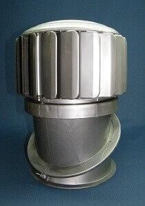 Whirlybird Roof Ventilators UPVC