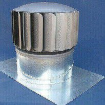 240mm wind turbine Roof Ventilators