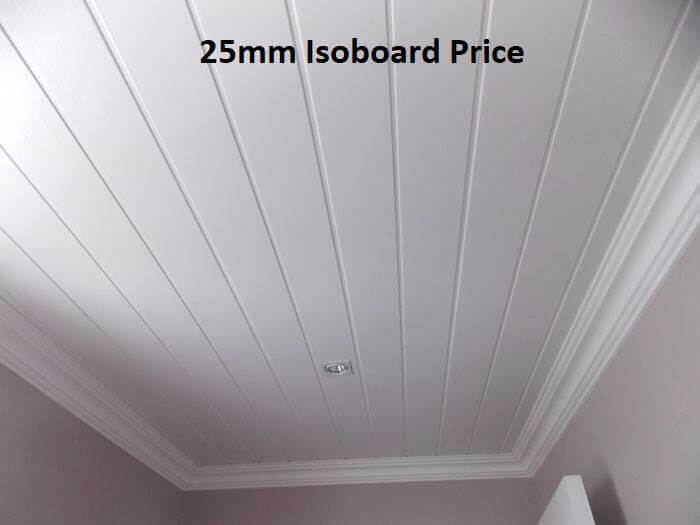 25mm isoboard price
