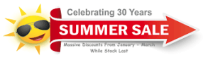 Summer Sale Massive Discounts From January To March
