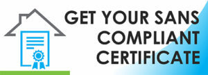 Get Your SANS Compliant Certificate