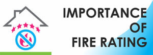 Importance Of Fire Rating