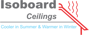 Isoboard Ceiling Insulation