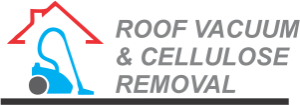 Roof Vacuum & Cellulose Removal