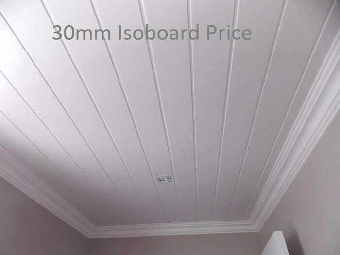 30mm isoboard price