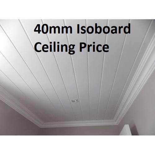 40mm Isoboard Price Roof Insulation