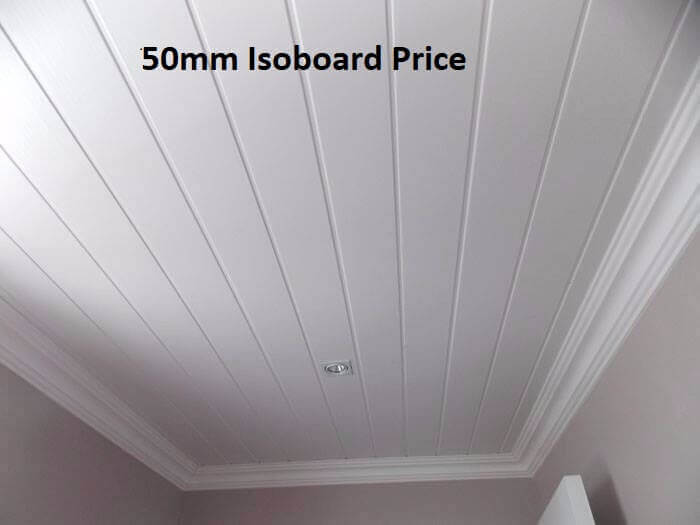 50mm Isoboard Price