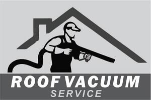 Roof Vacuum Service