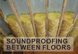 SoundProofing Between Floors