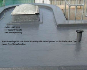 Sealing Concrete Slabs in Homes and blocks of flats