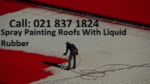 Waterproofing Roofs With Liquid Rubber