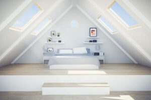 Loft Room Insulation