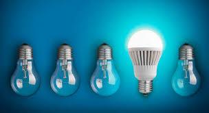 energy efficient LED lighting