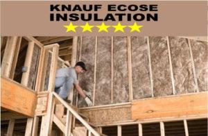5 Star Knauf Ecose Roof Insulation