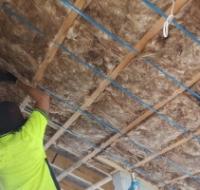 Ecose Earthwool underfloor insulation